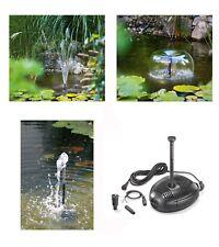 12-18 V Solar Ersatzpumpe Solarpumpe Pumpe Teichpumpe Gartenteich Garten Teich !