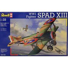 Revell of Germany [RVL] 1:28 Spad XIII Plastic Model Kit 04730 RVL04730