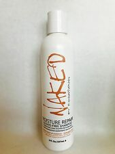 NAKED By Essations Moisture Repair Sulfate-Free Shampoo, 8 Fl. Oz
