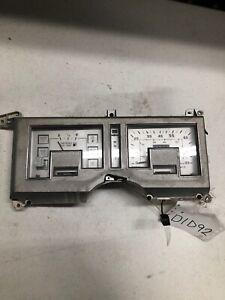 Mercury Grand Marquis Speedometer Instrument Gauge Cluster 44K Fits 1989 A52