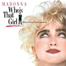 MADONNA - Who's That Girl: Soundtrack  (Vinyl LP) 2018 WB 25611 NEW / SEALED