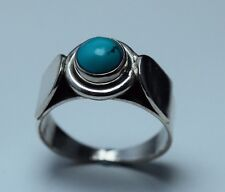 Anello Turchese Argento Sterling