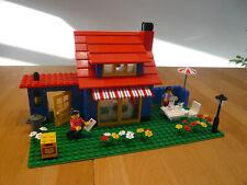 LEGO City Einfamilienhaus mit Garten 6372 komplett mit Bauanleitung