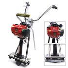 4 Stroke 35.8CC Concrete Vibrating Machine Screed Gasoline Cement Vibrator 900W
