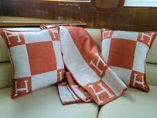 Throw Pillow Case Pillow Cover 18x18 Cashmere H Home Decor Accent Throw Pillows