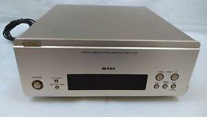 Champagne Denon UTU-F88 RDS Tuner AM FM HI Fi Separate Component System Shelf