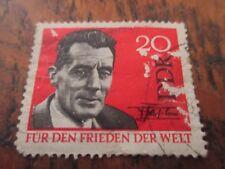 1 timbre fur den frieden der welt