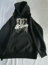 DC shoes skateboarding Black Hoodie small s Boys girls child scooter bmx