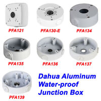 Dahua PFA121 PFA130-E PFA136 PFA139 Water-proof Aluminum Junction Box Wall Mount