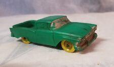 "Vintage Auburn Rubber Toy El camino Truck 4 1/2 "" Stamped"