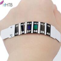 Termometro da fronte per bambini o adulti LCD monitoraggio temperatura corporea