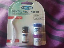 DenTek Dental First Aid Kit - Temporary Tooth Repair For Lost Fillings & Caps