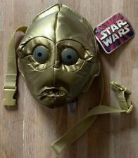 STAR WARS C3PO Bum Bag Small Official Gold | Fanny Pack NEW Novelty