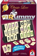 Schmidt Spiele Familienspiel Zuordnungsspiel MyRummy große Spielfiguren 49282