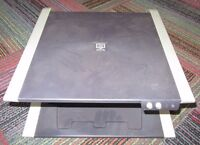 DELL LATITUDE D-SERIES DOCK MONITOR STAND HD058 0UC795, HOLDS 100 LBS. GUC
