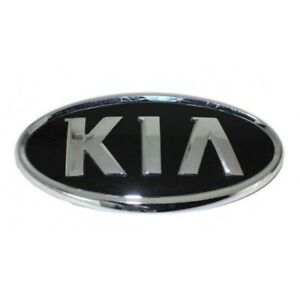 Genuine KIA logo emblem on Front grille 863533W500 for KIA Sportage 2013 -15