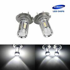 2x H7 499 15W LED Ampoule Feu Brouillard phare de voiture Lampe DRL Xenon Blanc