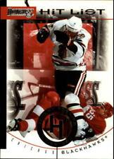 1996-97 Donruss Hit List #4 Jeremy Roenick /10000