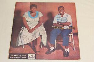Ella Fitzgerald - Louis Armstrong 1956 – Ella And Louis  Original VINYL