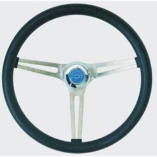 """Grant 969 Classic Nostalgia GM Series Steering Wheel 15"""" Diameter Black Grip"""