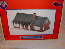 Lionel 6-83442 Large Suburban House O 027 MIB New 2017 Lighted Plug Expand Play