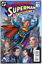 DC THE NEW 52 SUPERMAN UNCHAINED #1 JERRY ORDWAY VARIANT COVER AND JIM LEE COVER
