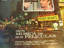 STILL FACTORY SEALED SPANISH MEX LP~PEDRO INFANTE~VOL 2~CANTA PELICULAS &~~HEAR