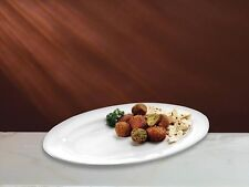♥New Bessemer Large 46cm White Oval Platter RRP $78 Great Gift Idea