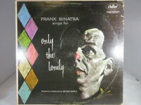 FRANK SINATRA LP SINGS FOR ONLY THE LONELY 1973 CAPITOL SY-4533 VG+ cVG
