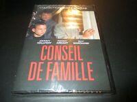"""DVD NEUF """"CONSEIL DE FAMILLE"""" Johnny HALLYDAY, Fanny ARDANT, Guy MARCHAND"""