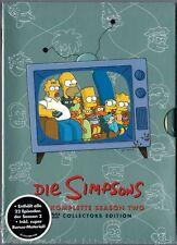 Die Simpsons: Season 2 - Collectors Edition  ** neu / in Folie eingeschweisst **