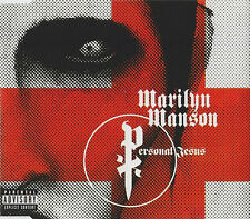 MARILYN MANSON Personal Jesus UK 4-trk CD single enhanced NEW