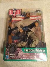 GI Joe Tactical Advisor Action Figure 12 Inch Hasbro Strategic Operation Forces