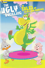 The Ugly Duckling in Tales of Elves and DVD