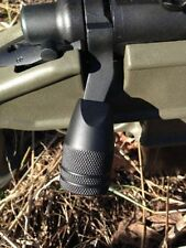 Remington 700 Black Bolt on Knob Tactical Knob Aluminum Knurled Bolt Lift
