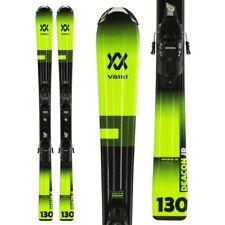 NEW!! 2020 Volkl Kids Deacon Skis w Marker 4.5 Bindings-110cm