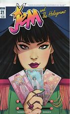 Jem And The Holograms #21 (NM)`16 Thompson/ McClaren  (VARIANT)
