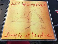 """Les Wampas """"Simple et tendre"""" IMPORT cd BMG FRANCE"""