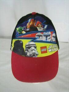 LEGO STAR WARS 2011 BASEBALL HAT CAP BOYS ONE SIZE KIDS CHILD VADER YODA JEDI