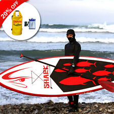 "Shark SUPs 9'10*32"" iSUP inflatable wave board  free shipping & 20% off!!!"