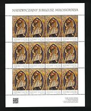 **sheet POLAND 2016 Fi4678 The Extraordinary Jubilee of the Compassion