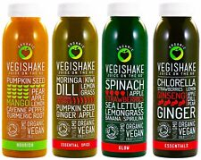 Organic All In One Package Detox Health, Fitness & Well-being Vegan Smoothies