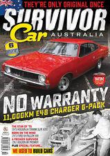 SURVIVOR CAR AUSTRALIA MAZDA FALCON XB GT HOLDEN MONARO GTS CHARGER SPECIAL 14