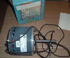 New listing Electric Motor 1/4 Hp 230v p/n 51-17129-11 Hvac New Old Stock Mod 5Ksp39Mgw327S