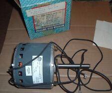 Electric Motor 1/4 HP 230v p/n 51-17129-11  HVAC New Old Stock Mod 5KSP39MGW327S