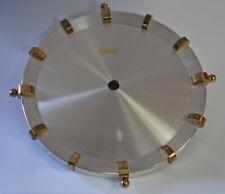 "Vintage 4-1/8"" German Kundo Anniversary Clock Dial  (C-657)"