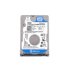 """Western Digital 500GB WD5000LPVX 5400RPM SATA 2.5"""" Laptop HDD Hard Drive -7mm"""