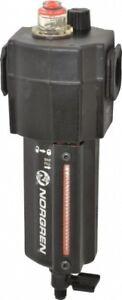 """Norgren L74M-4AP-QDN Standard Micro Fog Lubricator, 1/2"""" NPT, 250 psi, 175°F Max"""
