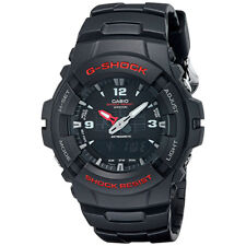 Casio G100-1BV Mens G-Shock Classic Ana-Digi Watch