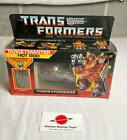 1987 Hot Rod  Complete With Box & Inserts G1 Transformers Targetmaster